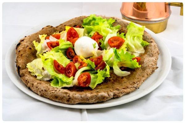 Pizza Fresca Fresca
